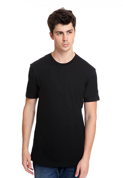 END-RK008/TSHIRT H FLAG BASIC BLACK M