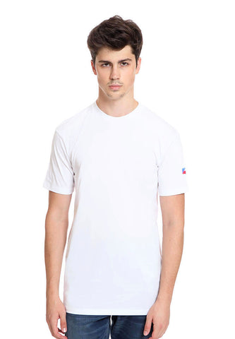 END-RK012/TSHIRT H FLAG BASIC WHITE M