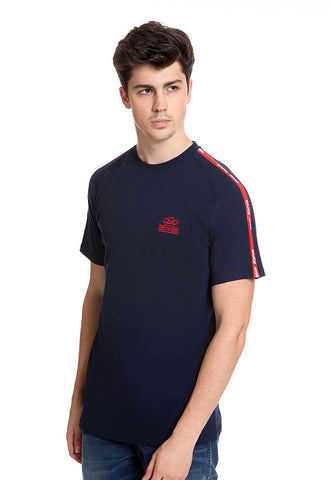 END-RK014/TSHIRT H TAKE CONTROL NAVY M