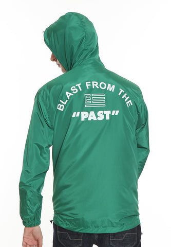 END-RK028/JACKET JJ BLAST FROM THE PAST GREEN M