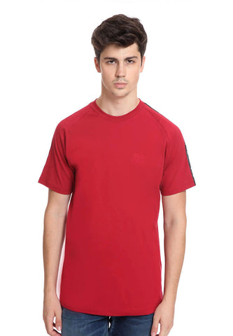 END-RK016/TSHIRT H TAKE CONTROL MAROON M