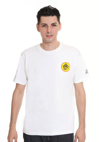 END-RL004/TSHIRT E ARTWORKING CLASS HERO WHITE M