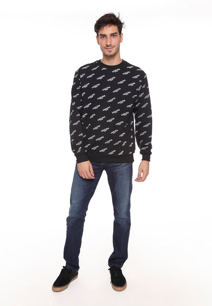 END-SC001/SWEATER E HAKUNA MATATA BLACK - M