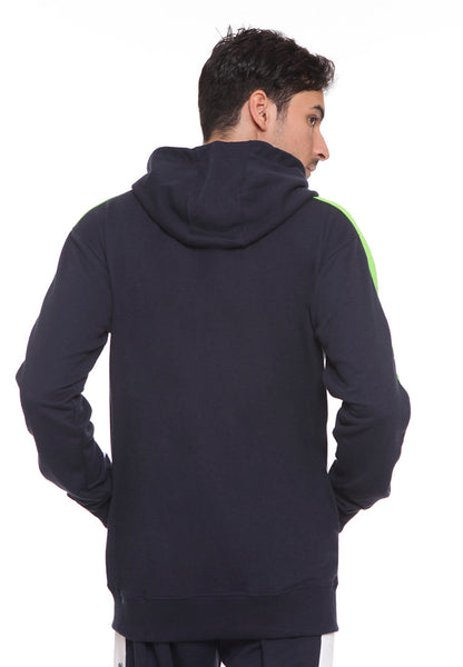 END-SD001/SWEATER I CHAMPS TOPS NAVY GREEN M