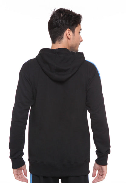 END-SD005/SWEATER I DETERMINATION TOPS BLACK M