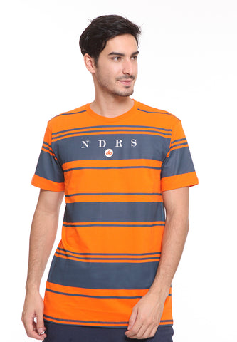 END-SD009/TSHIRT H NDRS ORANGE M