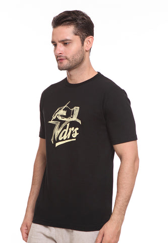 END-SF001/ENDORSE TSHIRT E HAND DRAWING BLACK M