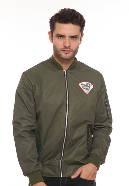 END-SJ004/ENDO JACKET E BOMBER SQUAD ARMY-M
