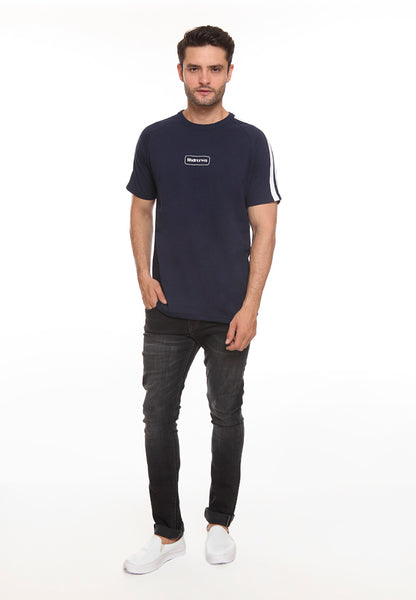 END-SJ008/ENDORSE TSHIRT THUNDER LIST NAVY M