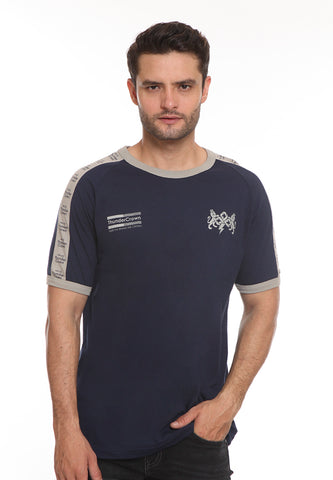 END-SJ009/ENDORSE TSHIRT LION THUNDER NAVY M
