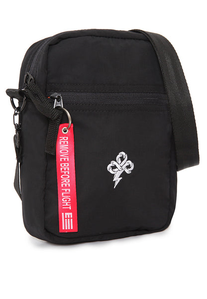 END-SL017 / ENDORSE SLING BAG SYN NDRS STAR BLACK