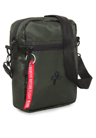 END-SL018 / ENDORSE SLING BAG SYN NDRS STAR GREEN