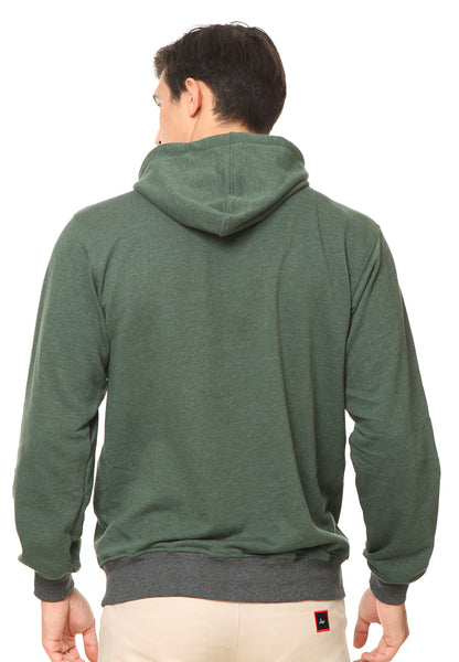 END-RF021 / SWEATER INO FIRST GREEN M
