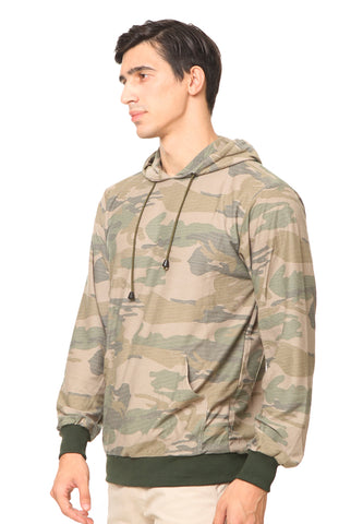 END-RF017 / SWEATER INO FAITH ARMY M