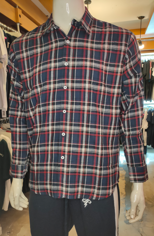 MONOCHROME MT 112511 ML LS FLANNEL MARIN