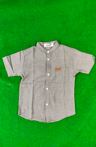 MUSKY MUS SG008 SHIRT MS SST 9981 DARK GREEN