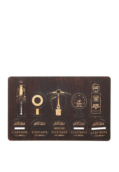 SCD-OA026/ACCESSORIES-TM-SCTHD-TARGET-WOODEN