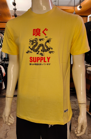 SNIFFSUPPLY SNI TB006 DRAKON LIGHT YELLOW
