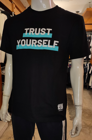 CROSSPHI CSI SJ010 TRUST YOURSELF BLACK