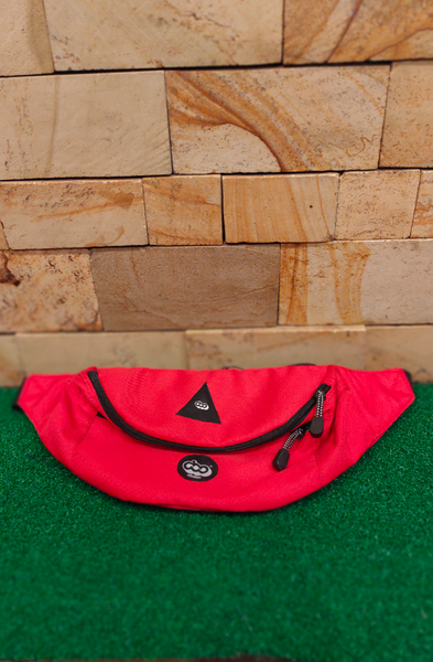 DOOKIE DKE RI006 WAISTBAG JOE IRMAKA RED