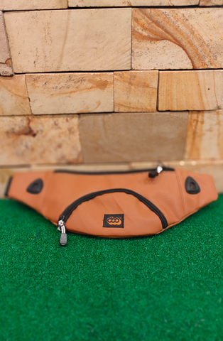 DOOKIE DKE SE024 WAISTBAG JOE BEST BROWN