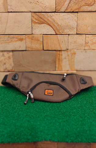DOOKIE DKE SE026 WAISTBAG JOE LOOK BROWN