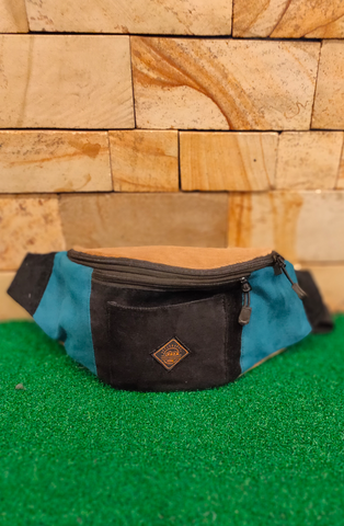 DOOKIE DKE SI003 WAISTBAG JOE THINK BLUE M