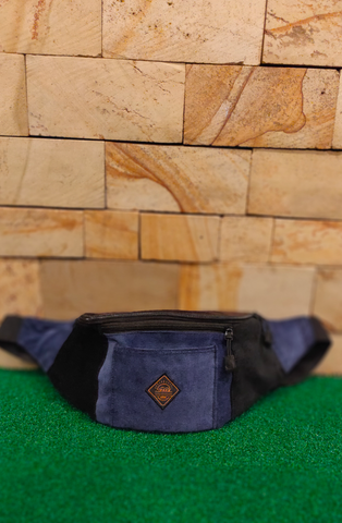 DOOKIE DKE SI010 WAISTBAG JOE RICH PURPLE M