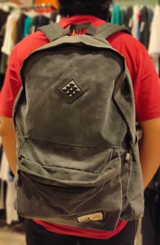 DOOKIE DKE TA016 BAGPACK JOE TASK GREY