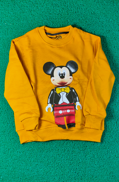 HELIKIDS HEL SL073 MICKEY MOUSE KUNING