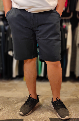 TENDENCIES 18ETND M48CN001 NAVY CHINOS SHORT