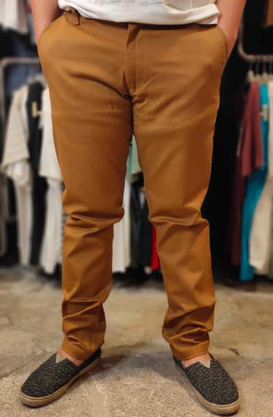 DOOKIE DKE RK001 CHINO 12-11 LONG BROWN
