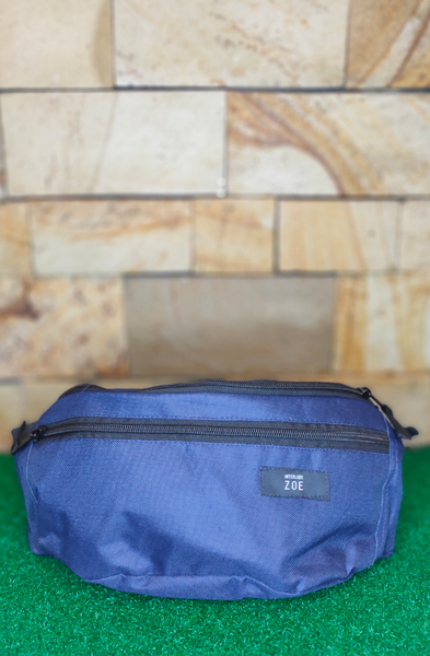 INTERLUDE ITL-SE001 WAISTBAG POLOS BIRU NAVY
