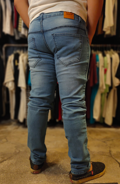 DOOKIE DKE SE073 DENIM JOE NEON LIGHTBLUE