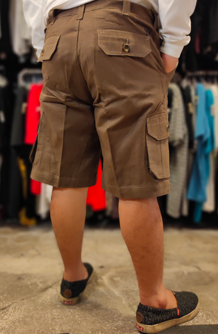 MONOCHROME MP 150438 OTE SHORT PANTS MUDSTER
