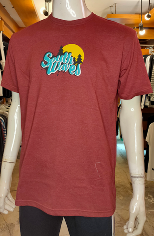 SOUTHWAVES SHW SD003 SWTS-127 MAROON
