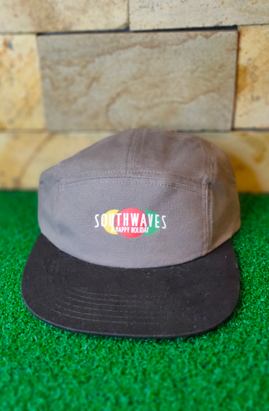 SOUTHWAVES SHW SE012 HAT SWAFP 02 GREY BLACK