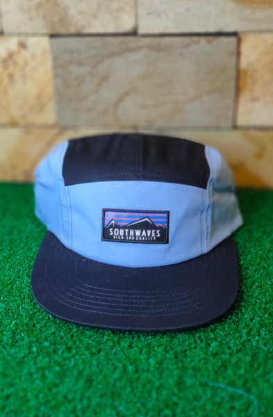 SOUTHWAVES SHW SJ005 HAT FIVE PLANEL NAVY BLUE