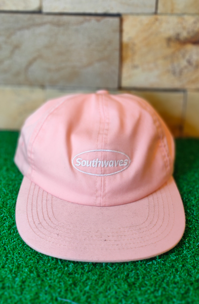 SOUTHWAVES SHW SK006   HAT SIX PANEL SWASP 01 PINK/PEACH