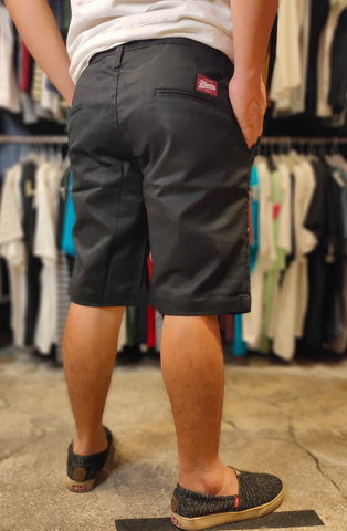 MOOSE MOS SL031 SP/B-101 SHORT ETON BLACK