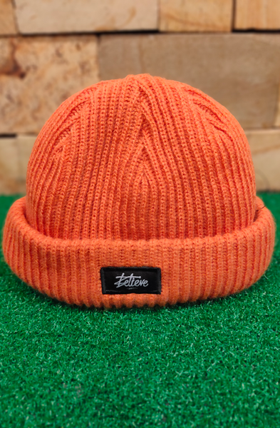 ORANGE BLV TA003 BEANIE DLX BRICK BEANIE