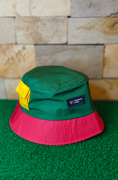 THROOX THR TE010 HAT HT15 20STRANGE GREEN RED
