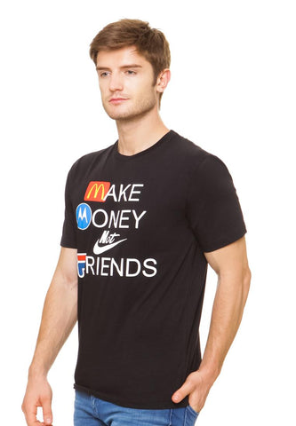 END-QL011/TSHIRT-E-MAKEMONEY-BLACK-M