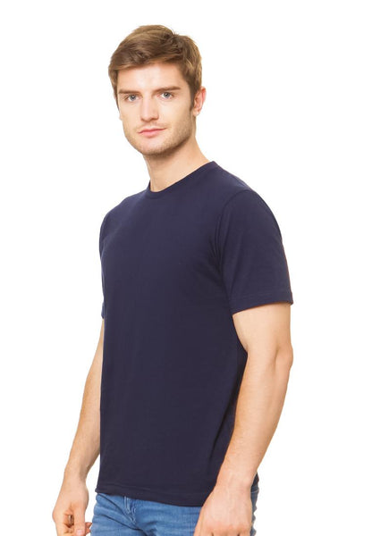 END-QL002/TSHIRT-E-BASIC-SOLIDNAVY-M