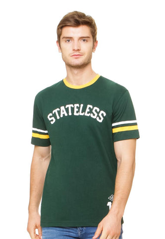 END-QL007/TSHIRT-E-STATELESS-GREEN-M