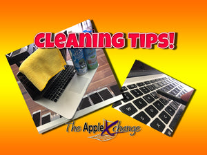 Mac Cleaning Tips!