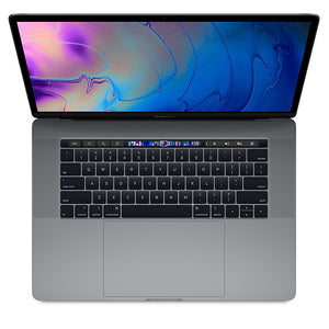 "2018 - 15"" Touch Bar MacBook Pro, 2.6GHz Six Core i7 Processor, 16GB RAM, 512GB SSD, Radeon Pro"