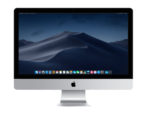 "2017 - 27"" Retina iMac, 4.2GHz Quad Core i7 Processor, 32GB RAM, 512GB SSD, Radeon Pro Graphics"