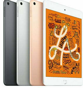 iPad Mini 5 - 256GB, WiFi + LTE