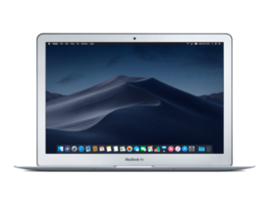 "2015 - 13"" MacBook Air, 1.6GHz Processor, 4GB RAM, 128GB SSD"